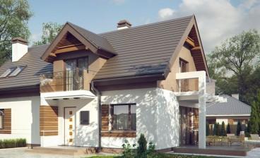 Строительство загородного дома. Рекомендации по выбору проекта и основного материала